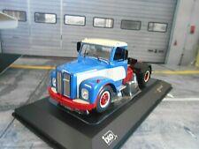 SCANIA 110 Super blau blue weiss 1953 Zugmaschine Truck LKW Camion IXO 1:43