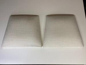2 Ethan Allen Chair Seat Pads Cushions