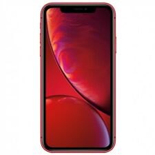 Apple iPhone XR 256GB Speicher Red Handy ohne Vertrag Retina Smartphone LTE 12MP