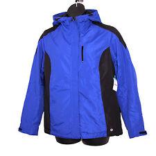 Lane Bryant Livi Active Womens 3 in 1 Jacket 14/16 Ski Snow Fleece Blueberry New