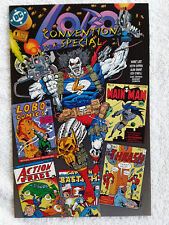 Lobo Convention Special #1 (1993, Dc) Vf+