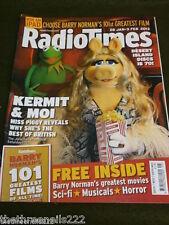 RADIO TIMES - MISS PIGGY MUPPETS - JAN 28 2012