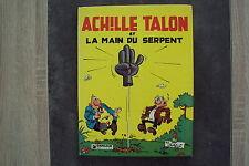 BD Achille Talon et la main du serpent - 1979