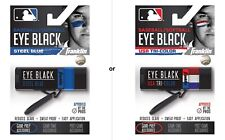 Franklin Sports MLB Premium Colored EYE BLACK - Glare Reduction for All SPORTS