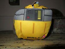 Disney Thinkway Pixar transforming HTF Wall-E Cube Plush Stuffed Robot Doll Toy
