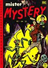 Mister Mystery 03 Comic Book Cover Art Giclee Reproduction on Canvas