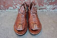 HUARACHES SIETE VUELTAS STYLE mexican sandals men's huaraches mexicanos ACME