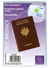Protège document étui pochette de protection passeport