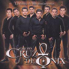 Grupo Cruz De Onix : Duena De Mis Sentimientos CD
