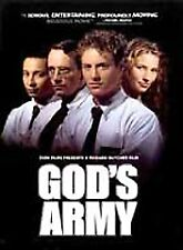 God's Army (DVD, 2000) Richard Dutcher RARE LDS Mormon cinema movie DVD