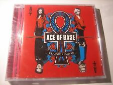 ACE OF BASE - CLASSIC REMIXES CD Europop RARE SEALED! 3$ shipping Album Import