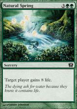 Natural Spring X4 (9th Edition) MTG (NM) *CCGHouse* Magic
