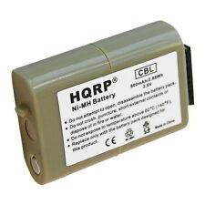 HQRP Bateria para Panasonic HHR-P103, HHR-P103A, Tipo 25, P-P103, N4HHGMB00001