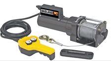 New 1500 Lb. Capacity 120 Volt AC Electric Winch