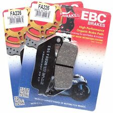 EBC FA226 Organic Full Front Brake Pad Set Triumph Tiger 800 XRX 15-18
