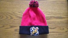 Boy's Age 3-7 Scooby Doo Winter Stocking Cap Hat Red/Black