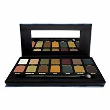 W7 On The Rocks Naturale sul ghiaccio 14pc colore Occhi Palette Ombretto