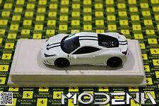 Originale Ferrari 458 Spéciale bianco 18 Auto modello 1:43 MR Collection come