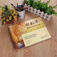 A4 Watercolour Book Art/Artist Sketchbook/Sketch Pad Journal Drawing Paint