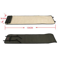 Tourbon Long Shotgun/Rifle Cleaning Mat Pad Clean Kit Pocket Soft Lined Portable
