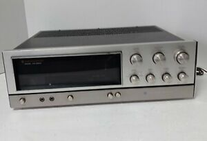 Vintage Kenwood KR5340 Four Channel Receiver Stereo Amplifier Tuner Home Audio