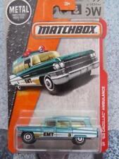 Articoli di modellismo statico Matchbox Scala 1:64 per Cadillac