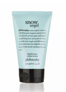 Philosophy SNOW ANGEL Hand Lotion Cream  4 oz