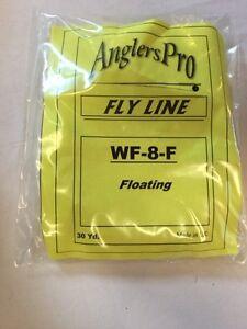 AIRFLO FLOATING WF-8-F  FLY FISHING LINE TAN - 2 LINES PER ORDER