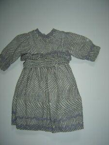 ancienne robe pour poupée Jumeau,Steiner...