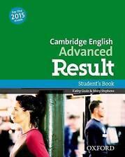 Cambridge English Advanced Result: Student'S Book (Paperback), 9780194502856 NEW
