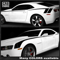 Chevrolet Camaro 2010-2015 Side Hockey w/ COPO Style Stripes (Choose Color)