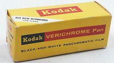 Vintage Kodak Verichrome Pan Film September 1968 Sealed Box For Display Only