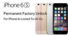 iphone O2 UK 6S/6S+ Unlocking Service (Express)