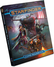 Starfinder Sci-Fi Roleplaying Game Core Rulebook by Paizo PZO7101 Hardcover