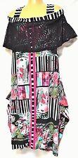 Plus Sz M / 18 - 20 Virtu TS Taking Shape Kelly Dress Soft Stretch Jersey