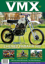 VMX Vintage MX & Dirt Bike AHRMA Magazine - Issue #60