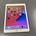 Apple iPad 5 - 128GB - Silver (Unlocked) (Read Description) EA1071