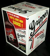 Grippo's (Grippos) Bar-B-Q flavored potato chips 1.5 pound bag!