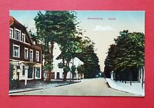 AK AHRENSBURG um 1910 Strassenpartie Rondel    ( 36615