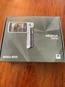 Nokia N93i Mobile Phone  Complete, Only Mildly Used