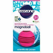 Écozone magnoball anti calcaire boule de lave vaisselle machine à laver nettoyag...