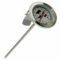Stainless Steel Food Thermometer Gauge BBQ Meat Kitchen Tempera Cook V9N6 A0J4