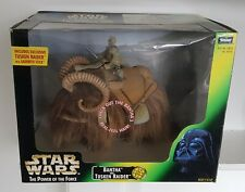 More details for star wars power of the force bantha and tusken raider 1998