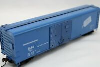 HO Scale BOWSER 50' Double Slide Door Round Roof Boxcar - TA&G #7011