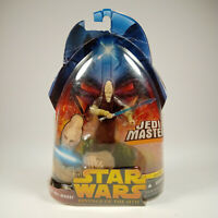 "New Hasbro Star Wars Revenge Of The Sith 3.75"" Ki-Adi-Mundi Figure Sealed #29"
