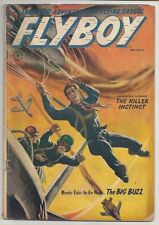 Flyboy Vol 1 #3 (actual) APPROVED COMICS #5 - St John