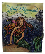 THE LITTLE MERMAID POP-UP BOOK! By: Robert Sabuda FIRST EDITION 2013. Good Cond.