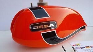 OSSA ENDURO 72 GAS TANK NEW OSSA ENDURO 250 GAS TANK NEW OSSA ENDURO 72