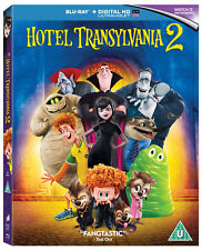 Hotel Transylvania 2 With Sleeve Blu-ray Aj219