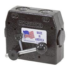 Sae 12 Hydraulic Flow Control Valve Prince Mfg Rd 112 30 9 4169 12